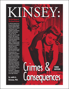 Kinsey: Crimes and Consequences
