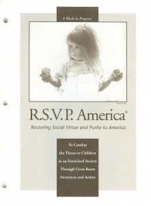 RSVP Training Manual Cover