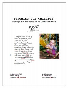 Teaching Our Children Cover